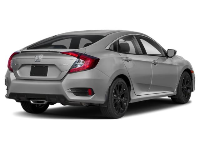Honda Dealer San Jose >> 2020 Honda Civic Sport