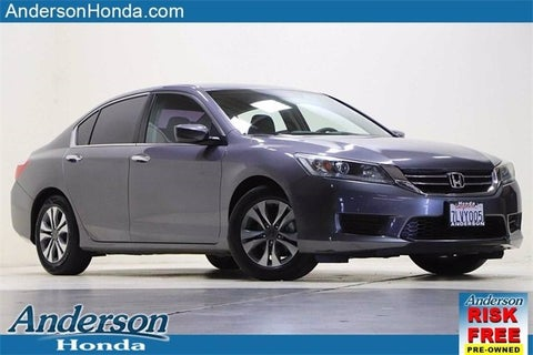 Used Honda Accord Sedan Palo Alto Ca